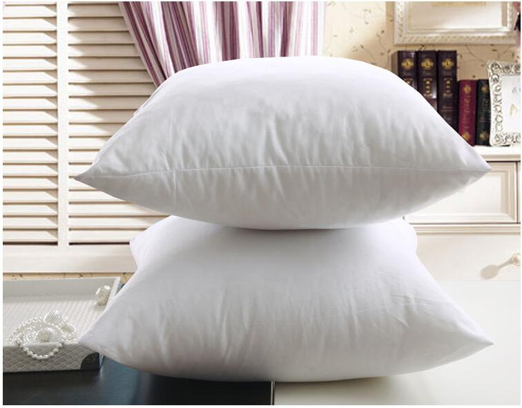 Hypoallergenic Cushion Throw Pillow Inserts Form Bed Sham Stuffer All Size eBay