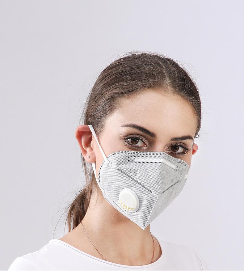 预防尘肺病--从防雾霾尘口罩开始