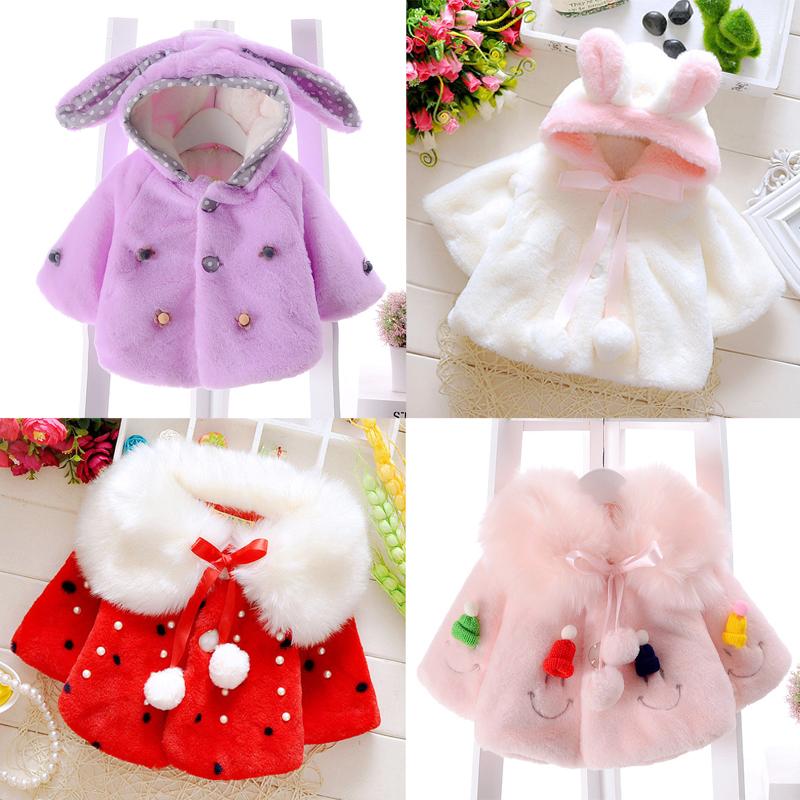 Usd 18 35 0 Girls Small Shawl Coat Autumn And Winter 1 Plus