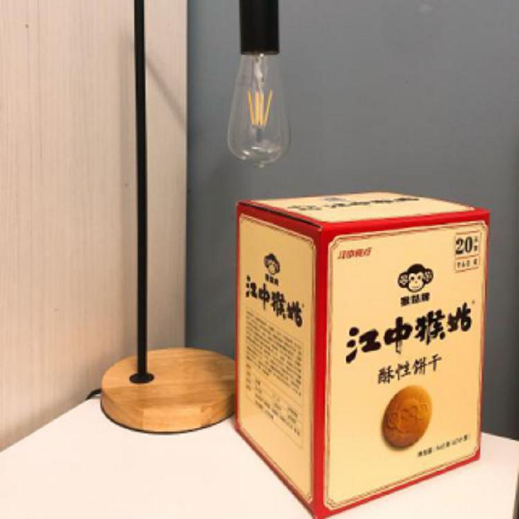江中猴姑酥性饼干20天装