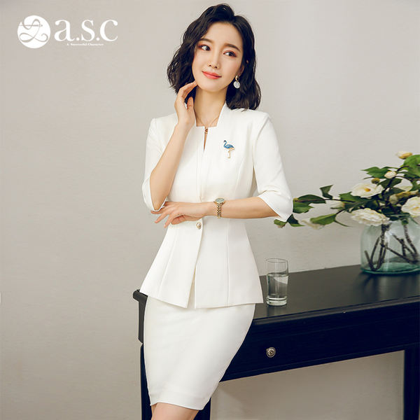 2018 New Summer Overalls Women S Suits Professional Wear Women S