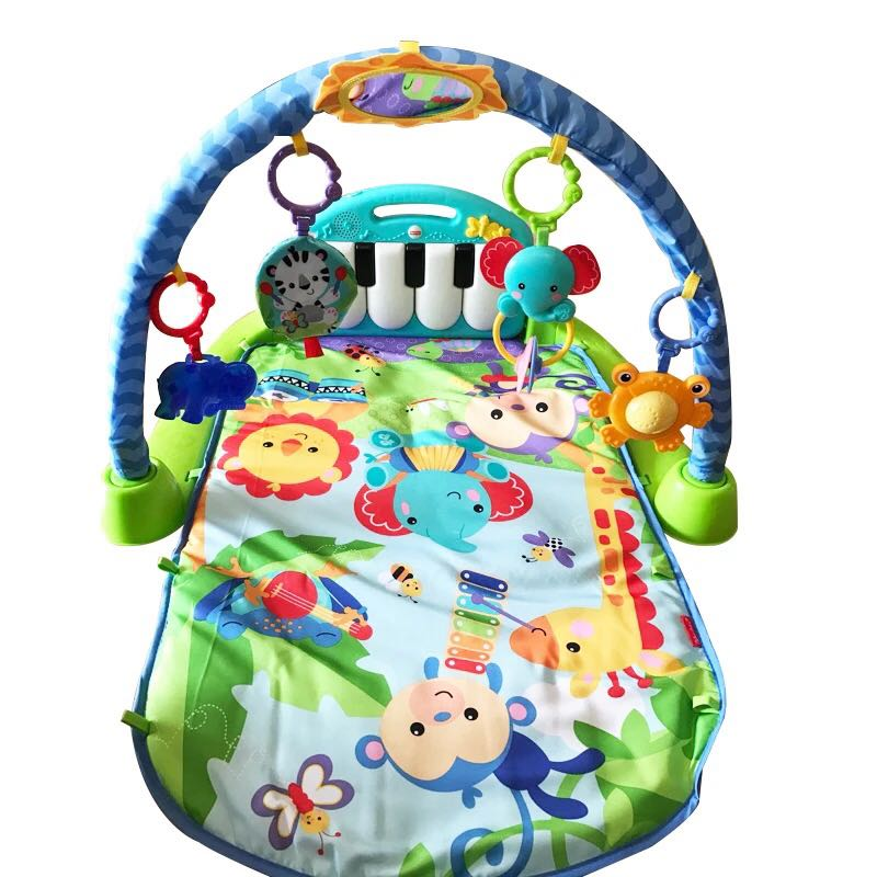 Игровой коврик для детей Fisher/price bmh48 49 W2621
