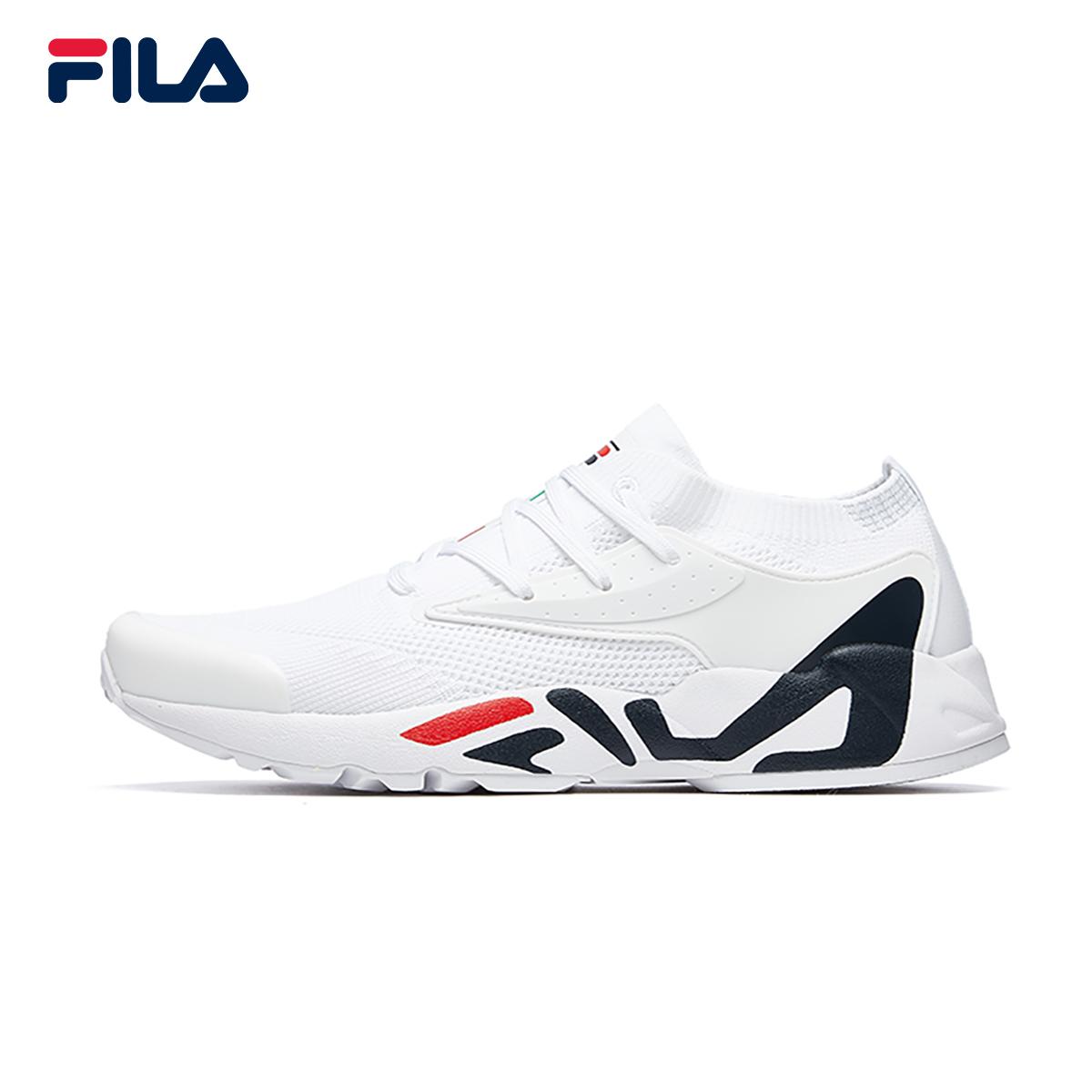 Giày chạy bộ của FILA Feile Giày dép thoáng khí dệt lưới giày thể thao 2020 mùa xuân và mùa hè giày thể thao mới - Giày chạy bộ