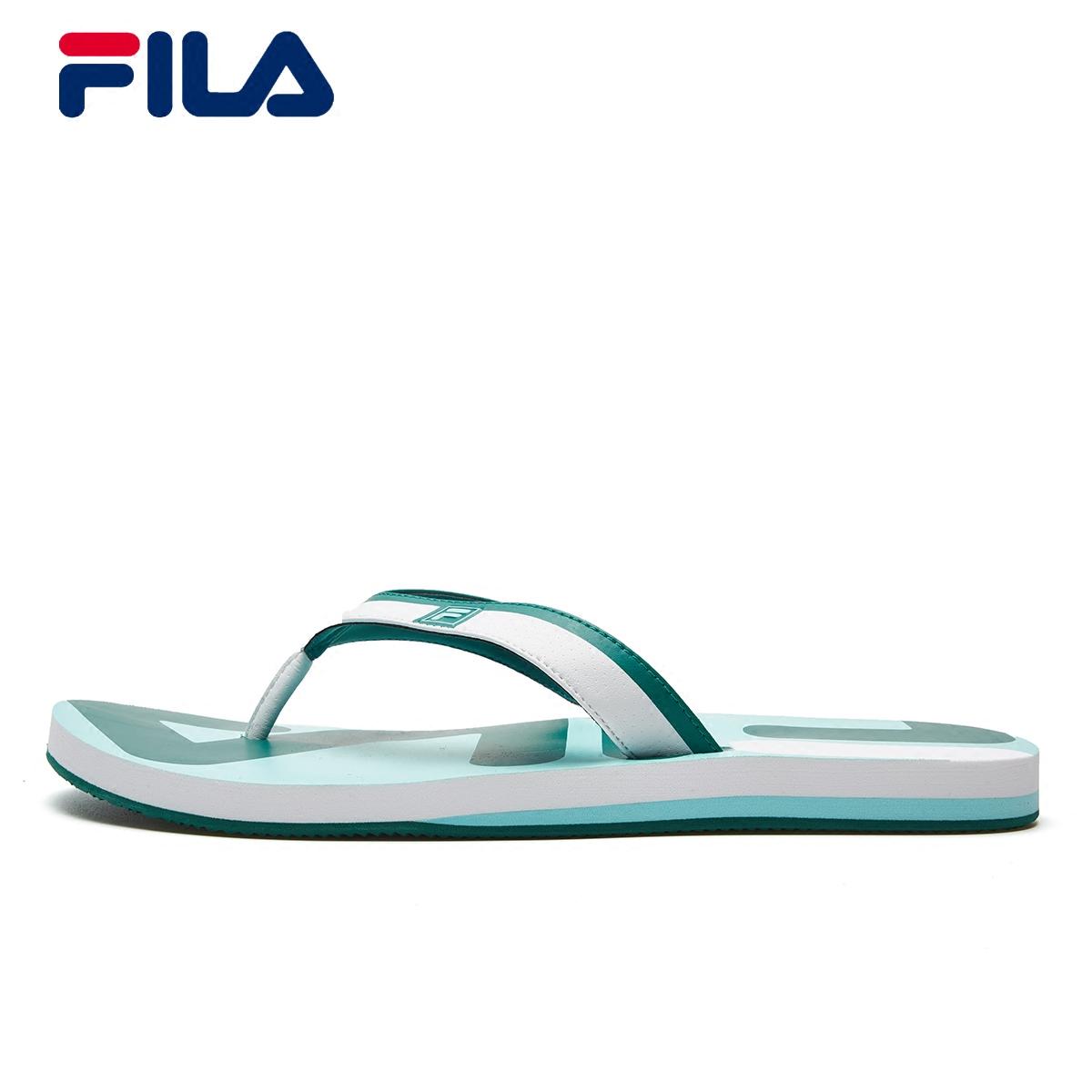 Fila Fila của nam giới thể thao dép 2018 mùa hè mới thể thao và giải trí ánh sáng flip flops