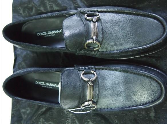 Демисезонные ботинки Dolce gabbana 6000
