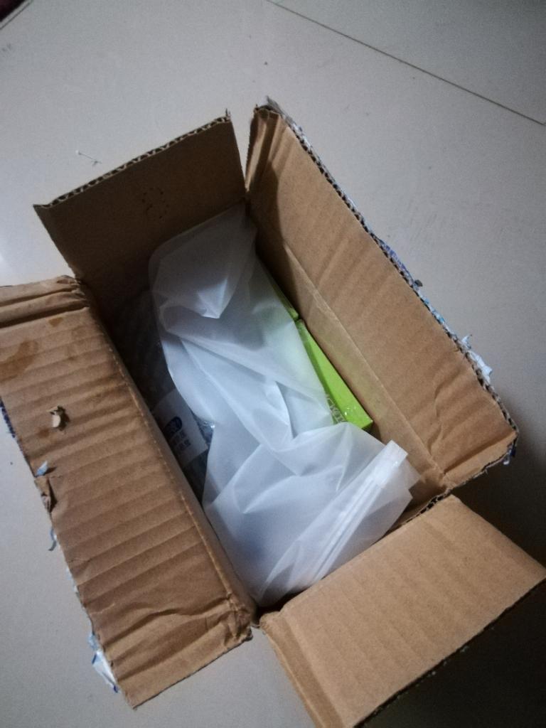 天猫买的除甲醛喷剂一大瓶配有两盒空气甲醛自测盒