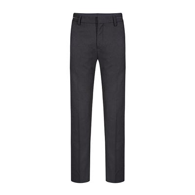 柒 thương hiệu quần nam mùa xuân kinh doanh bình thường ăn mặc nam quần Slim thẳng phù hợp với quần Suit phù hợp