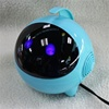 Cartoon Spaceman Speaker Computer Desktop Cable Audio Notebook Subwoofer Portable Alien Gift