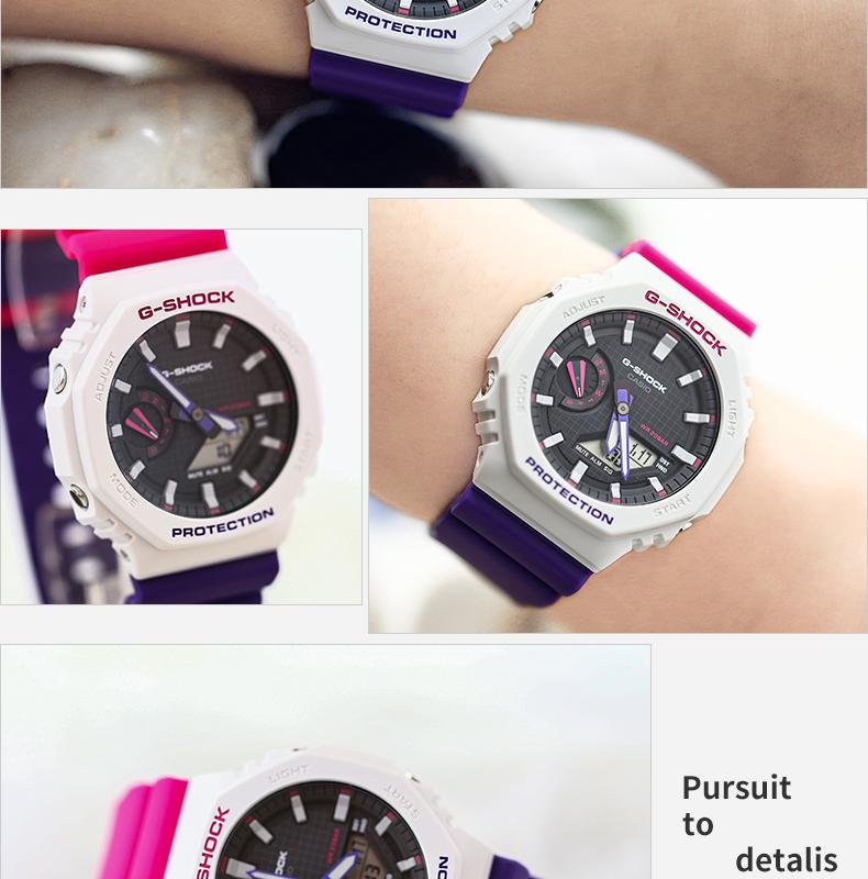 HG手錶代購~卡西歐手錶G-SHOCK GA-2100TH-1A/4A/THB-7A/2110SU-3A電子男腕錶