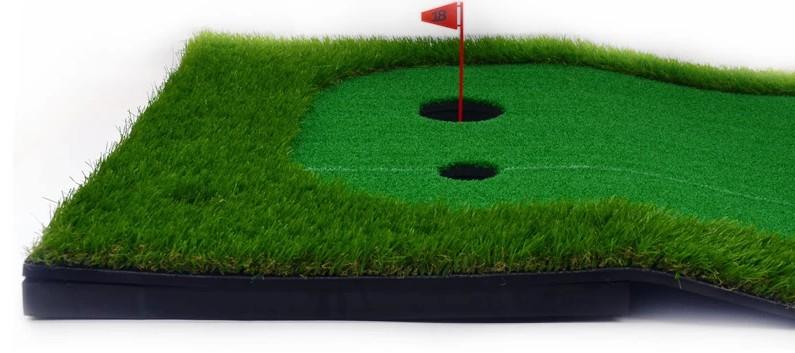 обучающее устройство для гольфа Крытый Гольф практике мини-гольф открытый практики гольфа комплект офисной фарватера