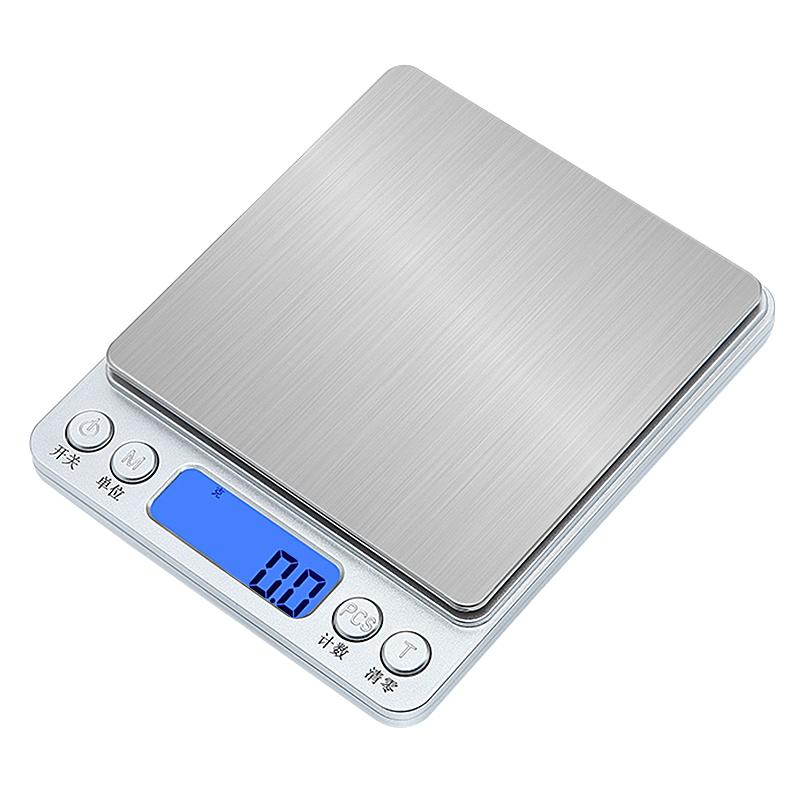厨房烘焙电子秤精准家用0.01烘培电子称
