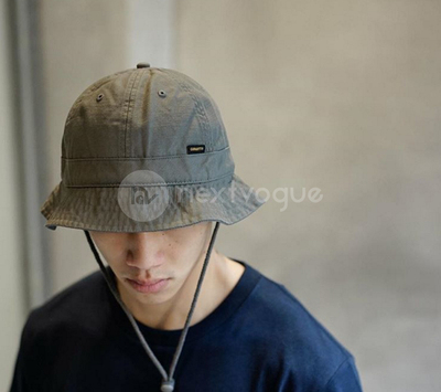 c9389aea905bda 【NextVogue】carhartt wip Safari Bucket Hat卡哈特軍事漁夫帽