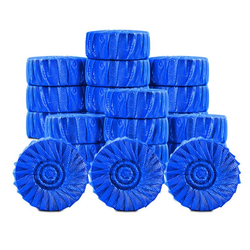 洁厕灵蓝泡泡厕所除臭清香型