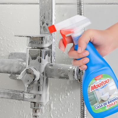 进口不锈钢水垢浴室瓷砖除垢神器玻璃清洁剂