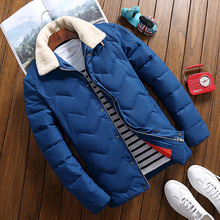 【泰力龙】冬季韩版加厚保暖轻薄羽绒服