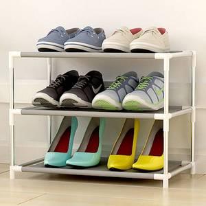 简易门口多层省空间置物架鞋架