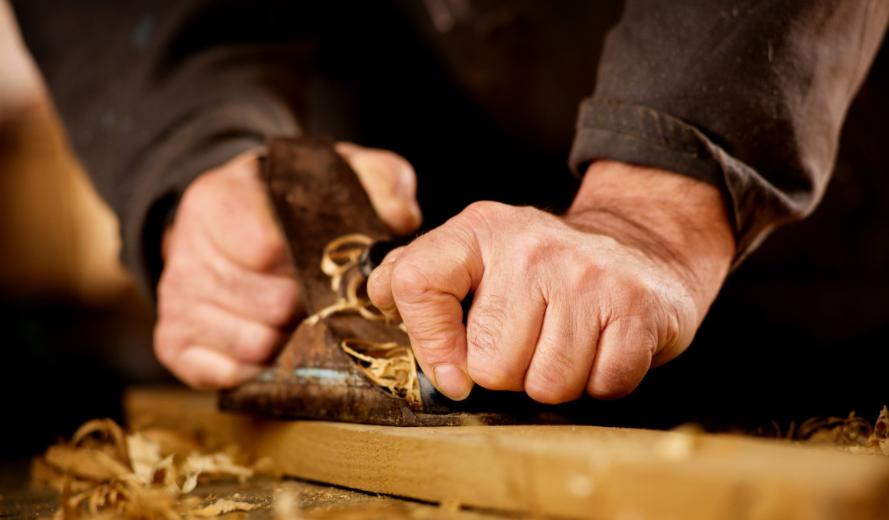 从零开始学木工,跟着四步走不出错
