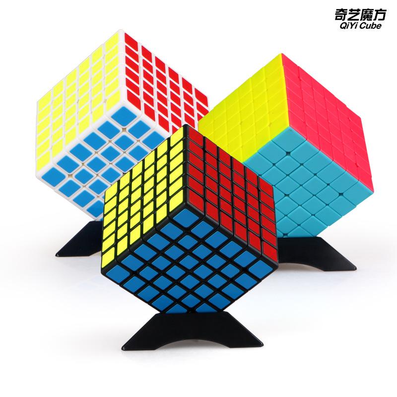 奇艺六阶魔方圣手mf6789魅龙七阶八阶九阶高阶学生魔方高难度玩具