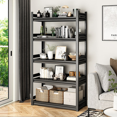 Household storage shelves multi-layer warehouse shelf floor corner steel rack supermarket multi-function storage display shelf
