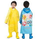 蓝蚂蚁时尚多彩儿童雨衣 券后19.9元包邮