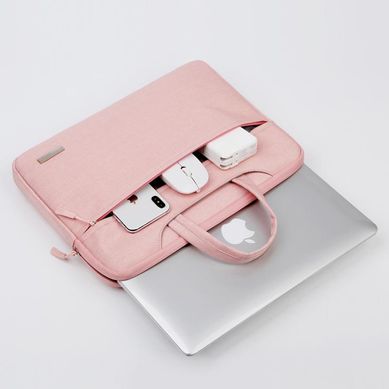轻薄笔记本电脑包手提包内胆包男女适用联想戴尔惠普华硕小米华为苹果12Mac13.3Air14Pro15.6寸16英寸公文