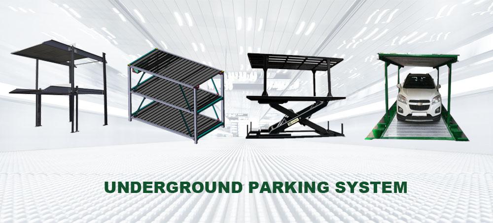UNDERGROUND PARKING SYSTEM