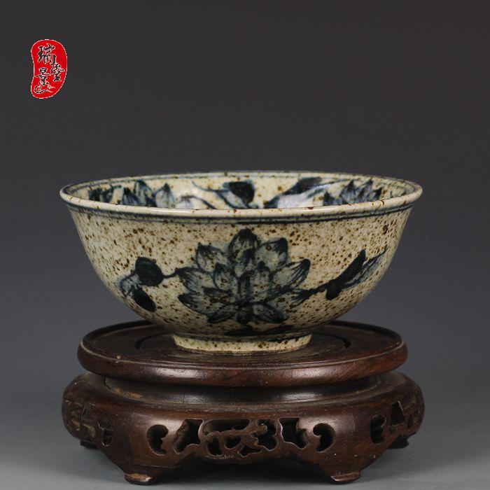 Jingdezhen Antique To Do Old Porcelain