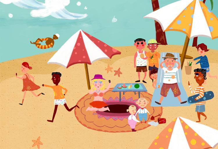 科技好物来助攻,让夏季游玩更畅快