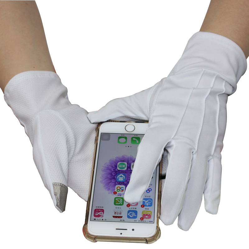 c8ccd83bbb938 ... thin white black gloves labor insurance (2 pairs). Spring and autumn men  and women touch-screen non-slip sunscreen driving on behalf. Zoom ·  lightbox ...