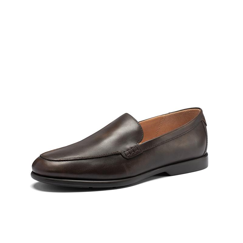 ECCO 爱步 Citytray Lite 适途轻巧系列 男式乐福鞋 42码4.4折$65.99 海淘转运到手约¥512