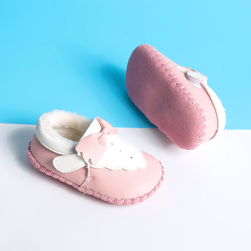 [COTTON SHOES] LADY - PINK