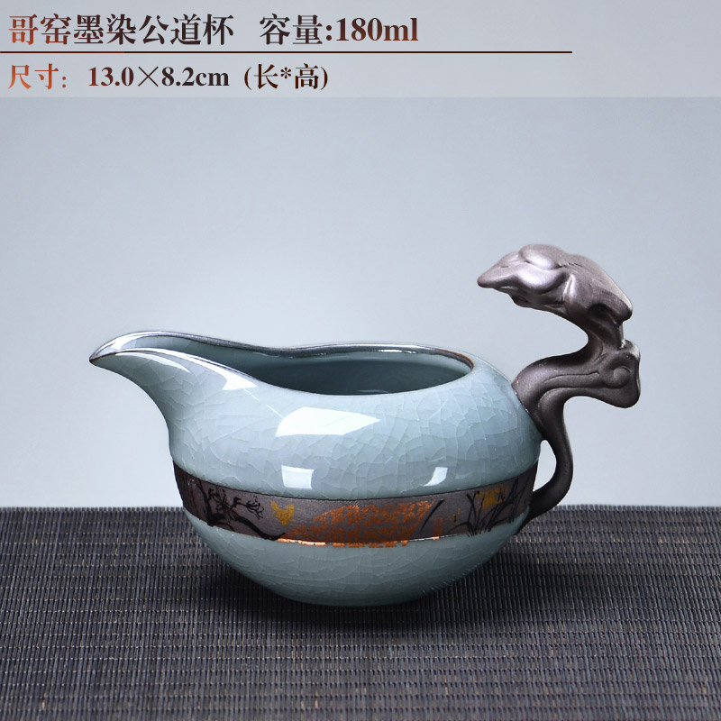 It still fang tea accessories) fair keller purple sand tea sea brother copy your up up device and a cup of tea can keep separate pieces