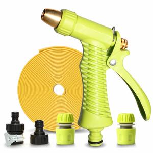洗车水抢神器高压水枪水管软管喷头浇花工具机汽车家用刷车套装