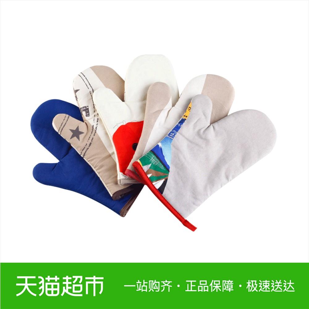 Интеллектуальные инструменты для выпечки дверь стиль изоляция перчатки одинарный Кухонная микроволновая печь для защиты от ожогов высокая тепло