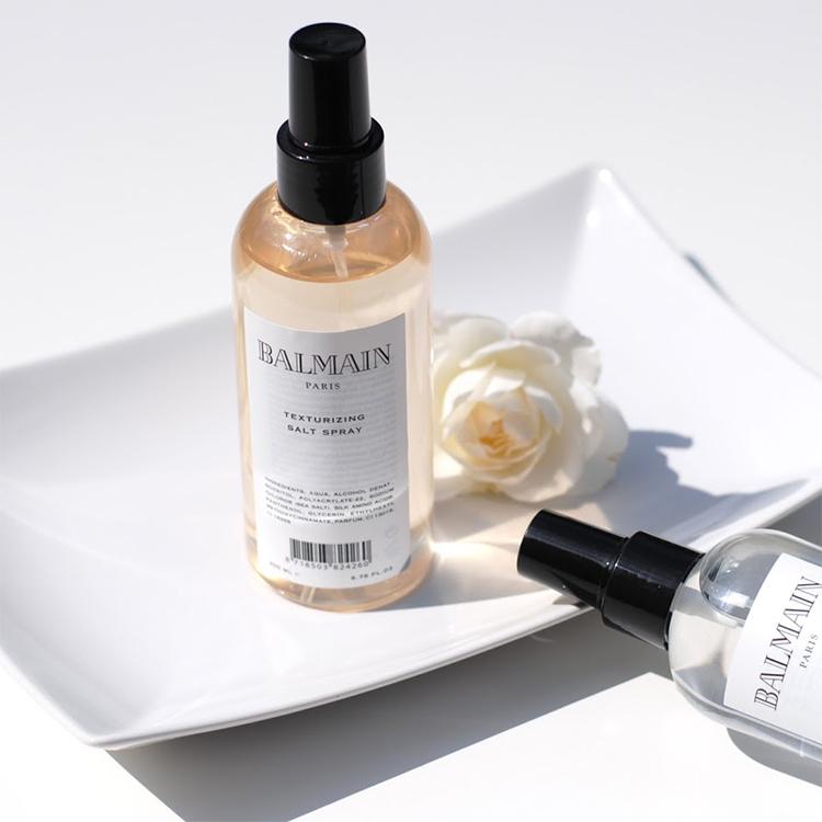 French Balmain Hair Balmain Sea Salt Fluffy Style Spray Disposable Dry