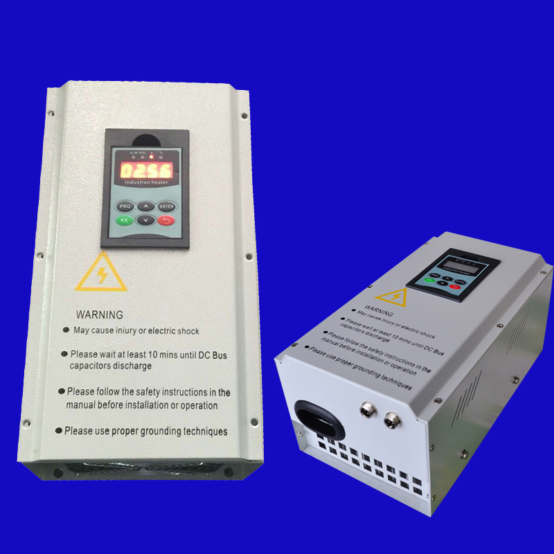 Low power electromagnetic induction heating controller 3 5KW  electromagnetic induction heater thermal oil electromagnetic heater