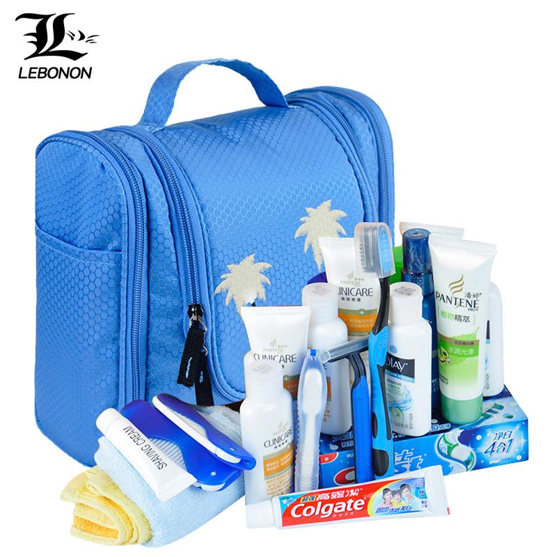 旅行洗漱包户外套装防水男女出差旅行便携收纳包大容量化妆包