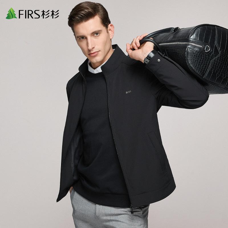 Firs 杉杉 20年秋季新款 男式休闲夹克外套 天猫优惠券折后¥239包邮 (¥359-120)