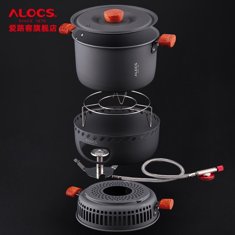 Походная посуда Alocs Alocs / passengers and love