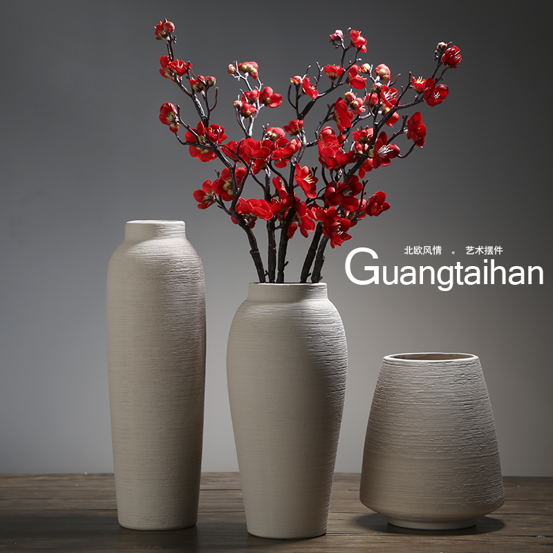 Usd 3914 Ceramic European Vase Nordic Simple Modern Flower