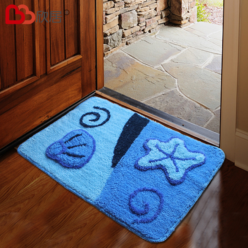 Xin Living Floor Mat Door Mat Door Bathroom Bathroom Mat Door Entrance Door  Kitchen Toilet Bathroom ...