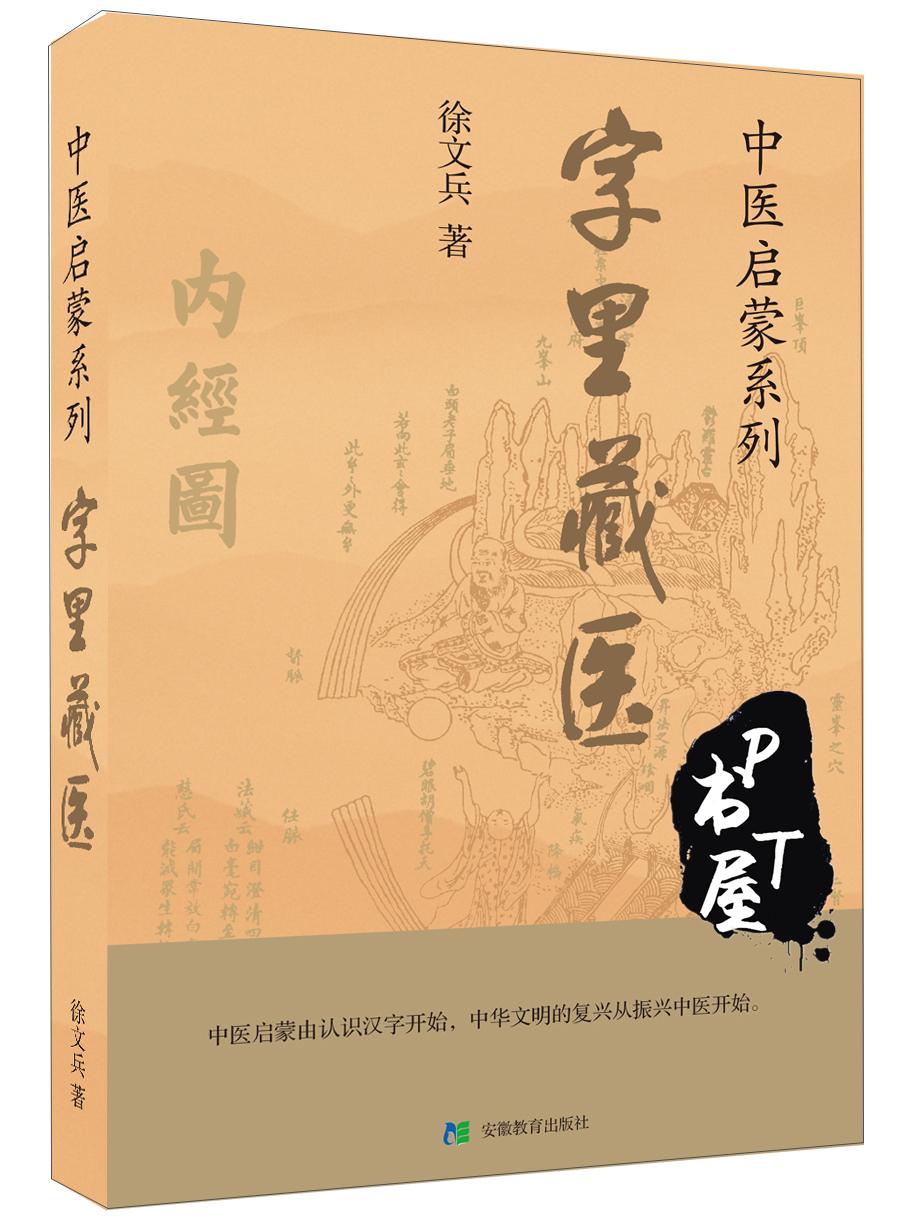 字里藏医 Book Cover