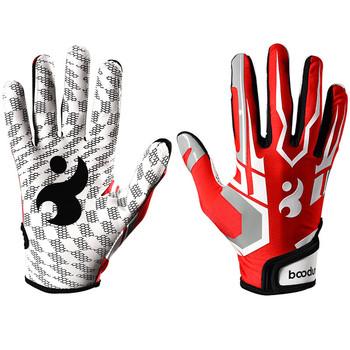 Ловушки бейсбольные,  Boodun бейсбол перчатки бейсбол забастовка мяч база игроки против скольжение удар перчатки улов рука в дикий пригодный для носки перчатки, цена 1069 руб