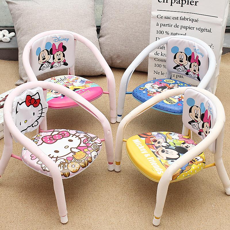 Выход ребенок стул ребенок стул спинка стула цзяо цзяо стул небольшой стул доска табуретка есть рис стул мультики ребенок стул
