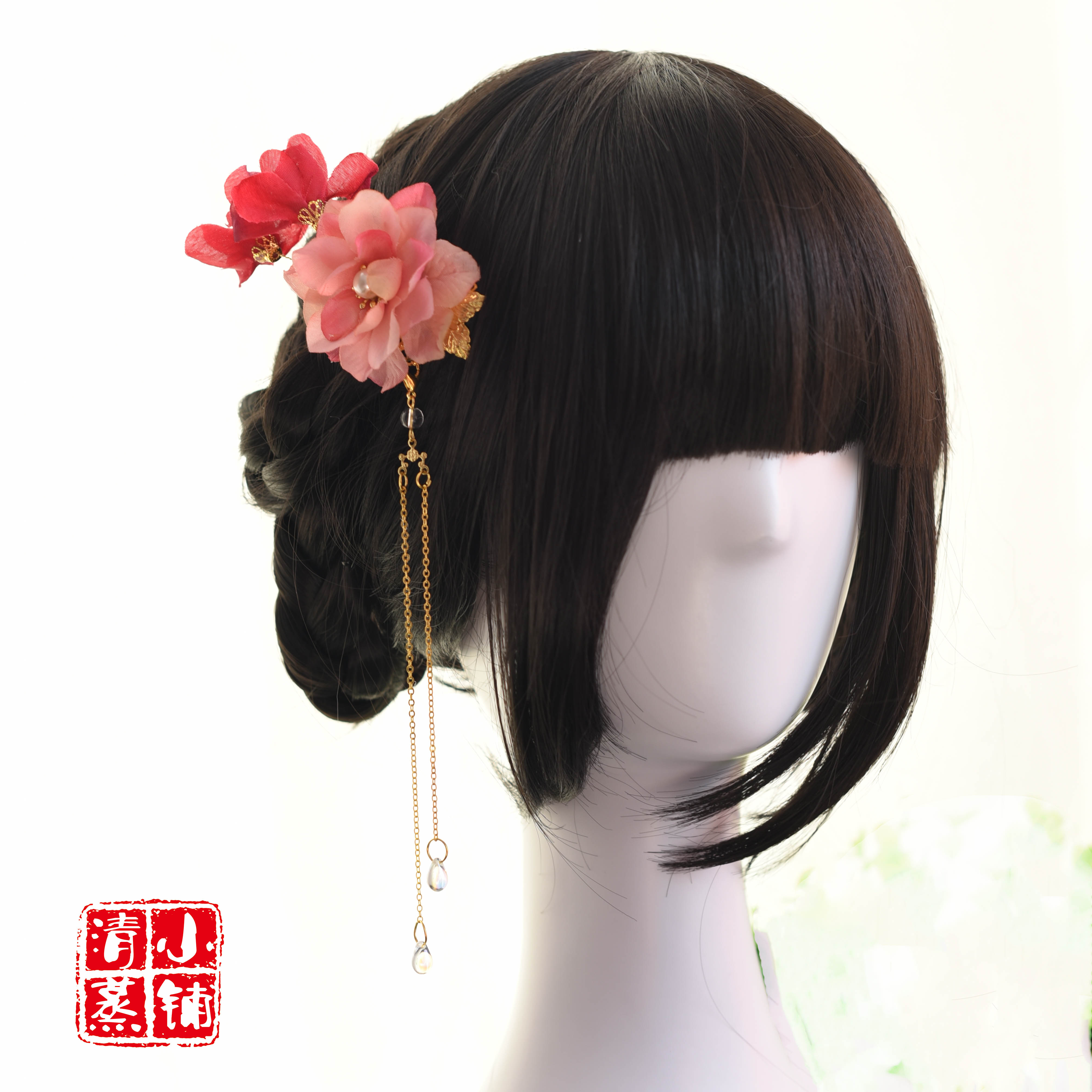 Usd 874 Steamed Tears Red Makeuporiginal Chinese Style Ancient