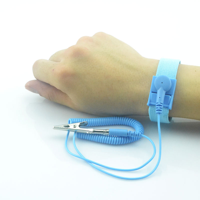 Anti-static rope static ring wired anti-static bracelet static band wrist band eliminator retractable bracelet
