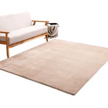 加厚加密珊瑚绒卧室满铺榻榻米地毯