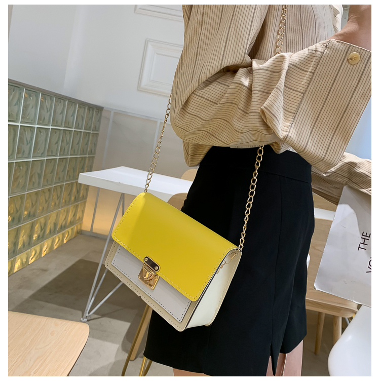 Explosive style, small fresh and small square bag NHXC137533