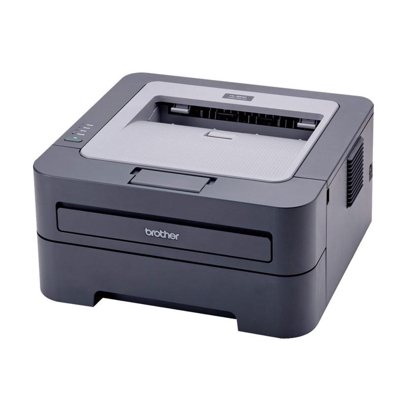 兄弟HL-2240 黑白激光打印机 A4二维码A5医院处方单办公商用2230
