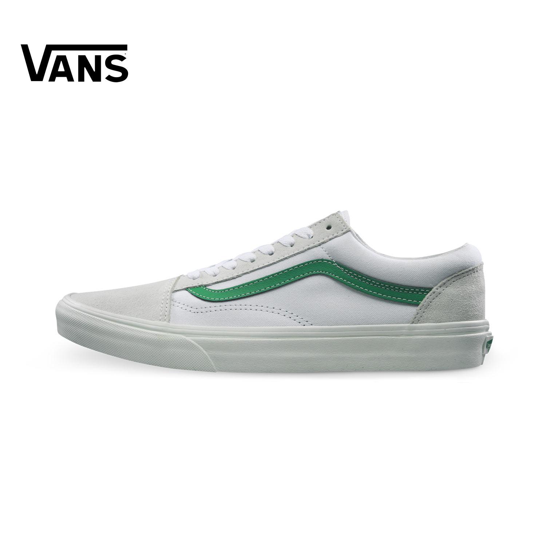 Vans/ модель этот весна белый секс обувь обувь casual  VN0003Z6 IL4